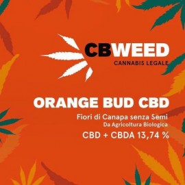 Cannabis Light Cbweed Orange Bud CBD - 5 gr