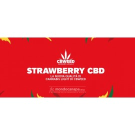 Cannabis Light Cbweed Strawberry CBD - 2 gr