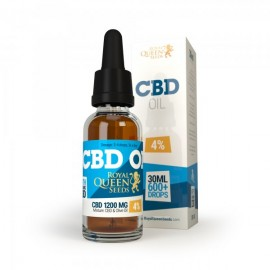 Olio di CBD 30 ml 4% Royal Queen Seeds