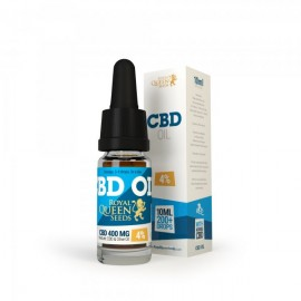 Olio di CBD 10 ml 4% Royal Queen Seeds