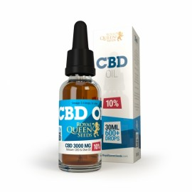 Olio di CBD 30 ml 10% Royal Queen Seeds
