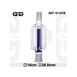 Grace Glass OG Series Precooler H: 16 cm - Socket: 18.8 mm 28.8 mm