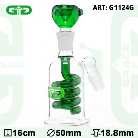 Precooler Grace Glass OG Series Waterpark v2 - H: 12 cm - Socket: 18.8 mm