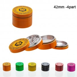 Easy Grinder Multicolor 42 mm 4 pt