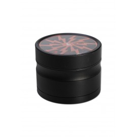 Grinder Thorinder arancione by After Grow diametro 62mm x 48mm